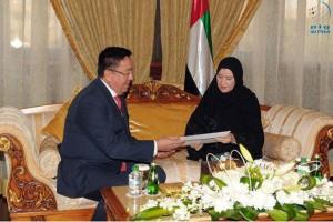 UAE, Kazakhstan parliamentary relations discussed