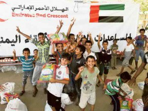 UAE playing a historic role in Yemen