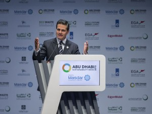 9th World Future Energy Summit opens