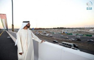 PM inspects progress on Dubai Water Canal project