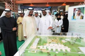PM visits Arab Health Exhibition and Congress