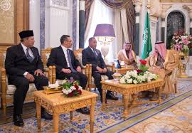 Saudi Deputy CP meets Indonesian Defence Minister