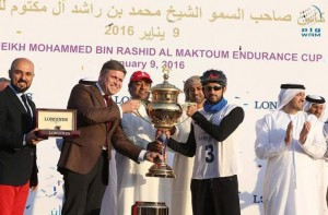 Sheikh Mohammed bin Rashid Al Maktoum Endurance Cup held