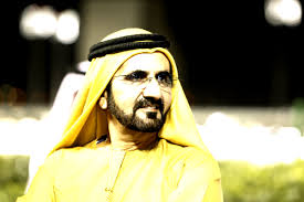 Sheikh Mohammed most liked GCC leader on FB