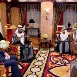 Sheikh Mohammed receives Serbian President
