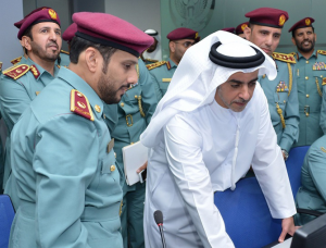 Sheikh Saif bin Zayed attends Civil Defense Workshop