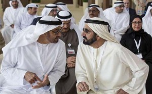 UAE Post Oil Retreat Future Economy held