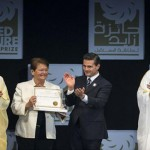 Winners of Zayed Future Energy Prize honoured