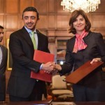 FM chairs 1st meeting of UAE-Colombia Joint Committee