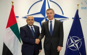Head of UAE mission to NATO presents credentials