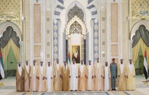 New members of Abu Dhabi Executive Council sworn in