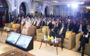 Sheikh Hamed participates in India Investment Summit