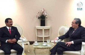 DP World Chairman and Thailand's Deputy PM explore ties