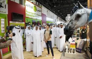 Dubai Int'l Arabian Horse Championship and Fair opens