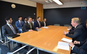 FM meets with Minister of Trade of New Zealand