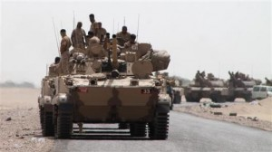 Houthi-Saleh militia defeated at strategic posts in Taez