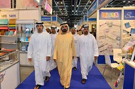 PM visits 41st Middle East Electricity Exhibition