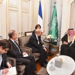 Saudi Crown Prince receives French Defense Minister