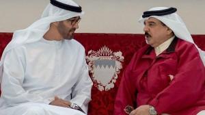 Sheikh Mohamed bin Zayed meets King of Bahrain