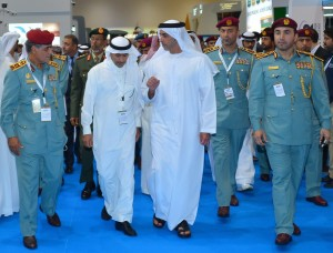 Sheikh Saif bin Zayed opens ISNR 2016