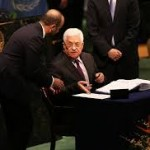 Palestine State signs Paris climate agreement