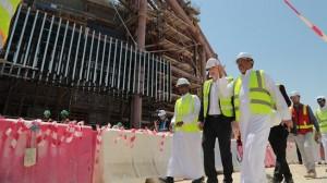 Qatari Premier meets FIFA President