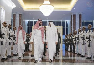 Saudi-UAE bilateral relations discussed