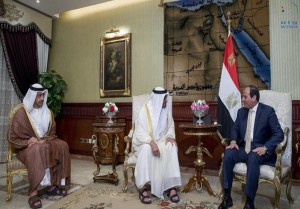UAE allocates $4 billion in support to Egypt