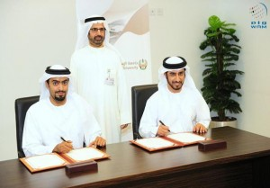 UAEU University, NMC sign MoU