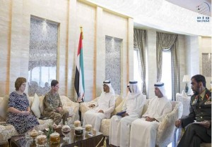 Ways to boost US-UAE ties discussed