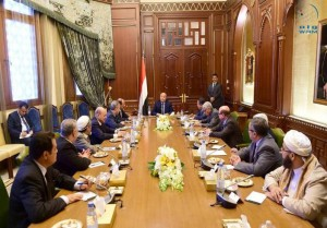 Yemeni President hopes positive about recent appointments