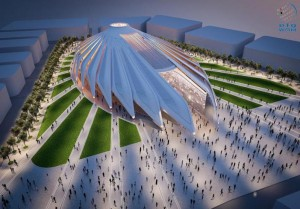 Design for UAE Pavilion for Expo 2020 approved