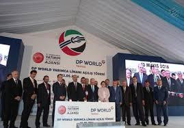 Turkish President inaugurates DP World's Yarimca port