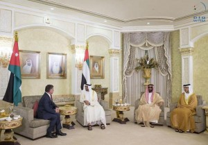 UAE-Jordan fraternal ties discussed