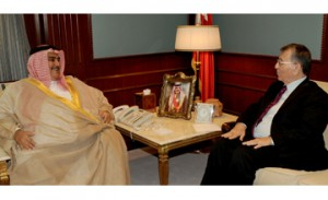 Bahrain-Turkish relations lauded