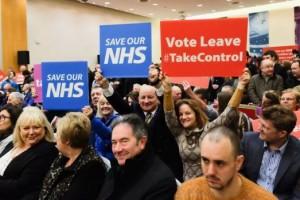 Britain votes to leave EU