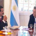 DP World Group chairman meets Argentine President