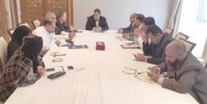 Kuwaiti FM meets UN Special Envoy for Yemen