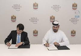 UAE partners with WEF
