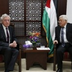 Abbas renews support for French peace initiative