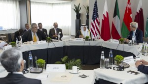 GCC foreign ministers meeting with Kerry held