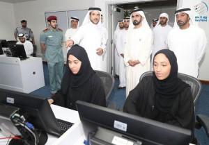 PM visits Dubai International Airport