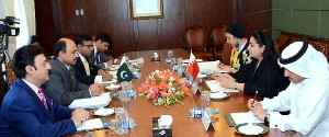 Pakistan, Bahrain hold bilateral political consultations