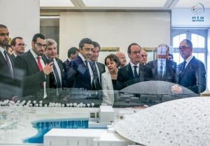 Sheikh Zayed bin Sultan Al Nahyan Centre opens in Paris