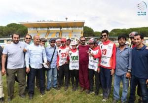 VP attends Mohammed bin Rashid Endurance Festival