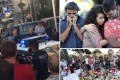 Victims of the Bastille Day Lorry attack in Nice honoured