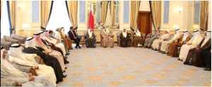 Bahrain will remain secure: PM