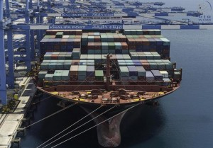 Abu Dhabi Ports receives 1st Morgan container
