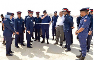 Arabian Gulf Security 1 exercise preparations inspected