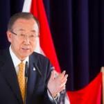 Ban Ki-moon favours woman as successor
